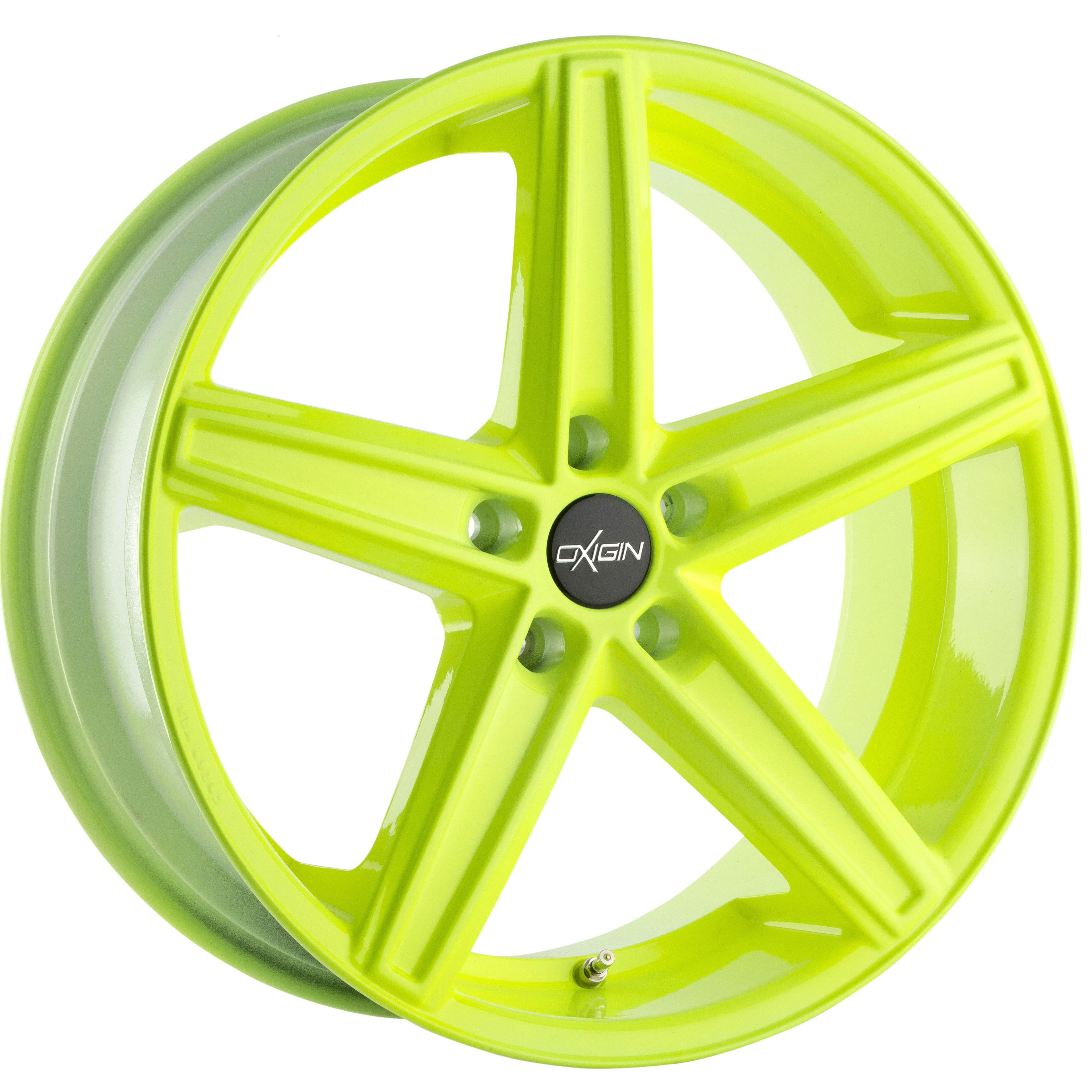 Oxigin OX 18 neon yellow