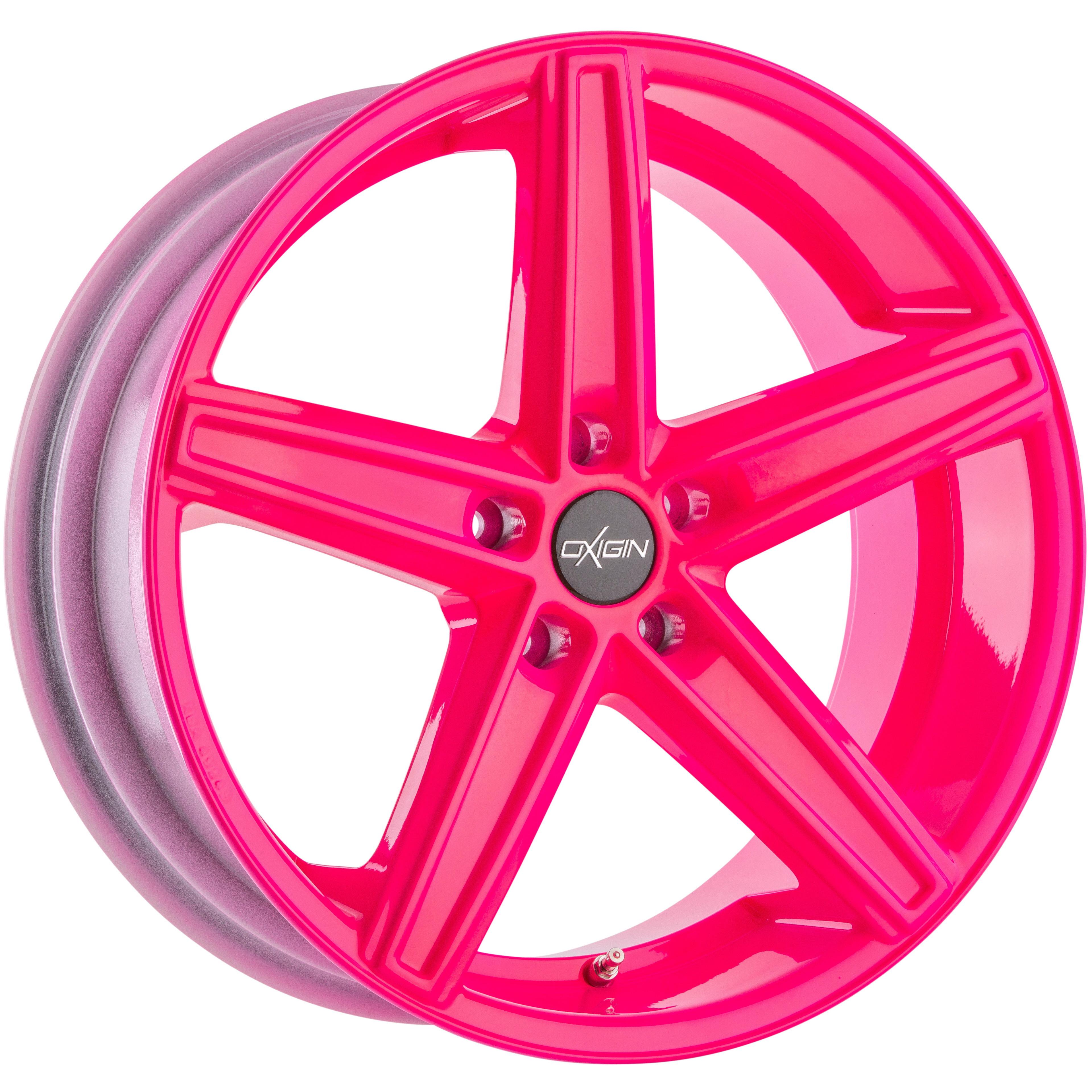 Oxigin OX 18 neon pink