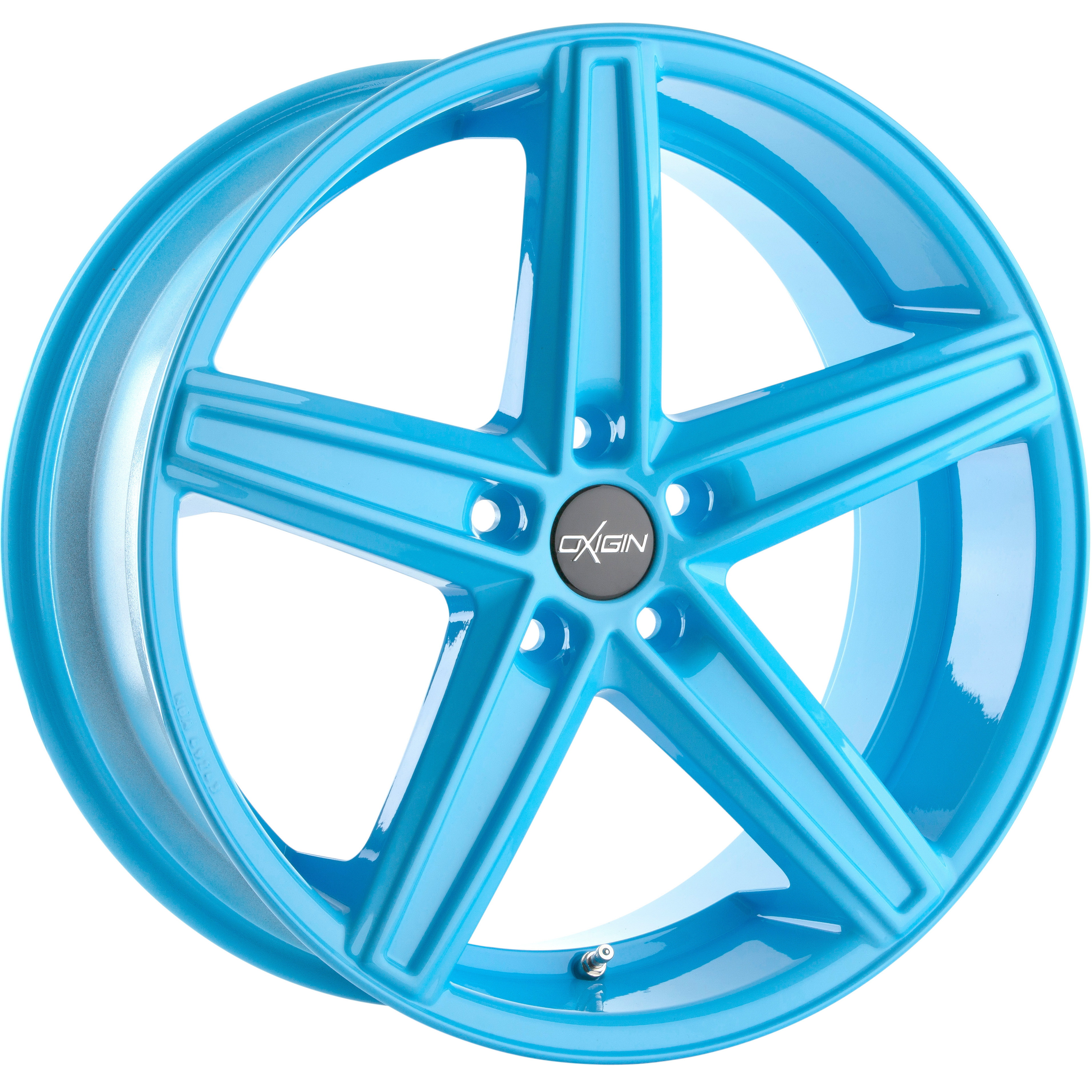 Oxigin OX 18 neon blue