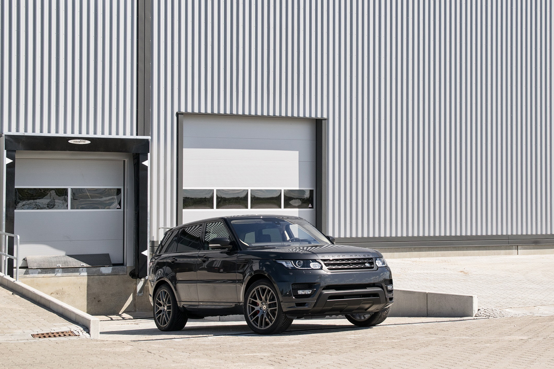 Range Rover mit SUV-Felgen