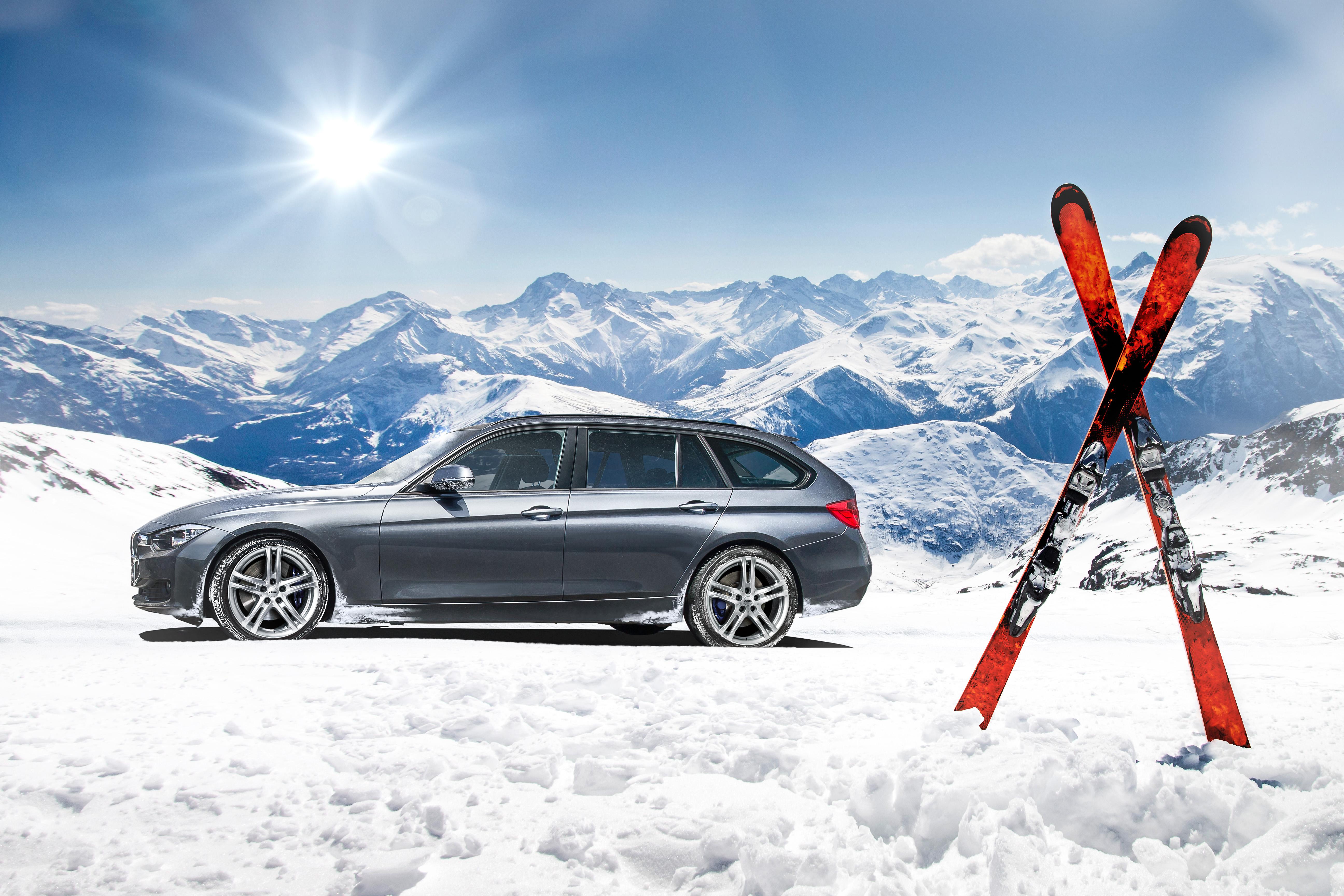 Rial Bravaro Winterfelge auf BMW