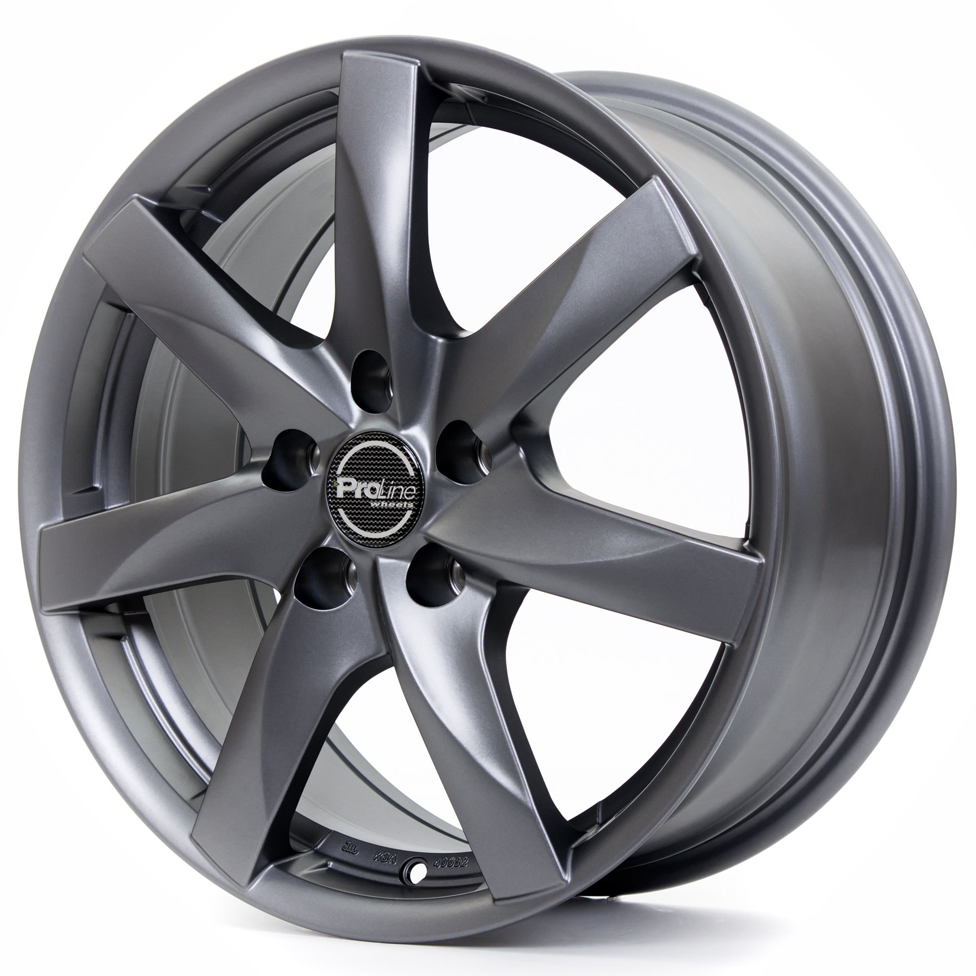 proline wheels bx100 felgen matt grey in 15 zoll. Black Bedroom Furniture Sets. Home Design Ideas