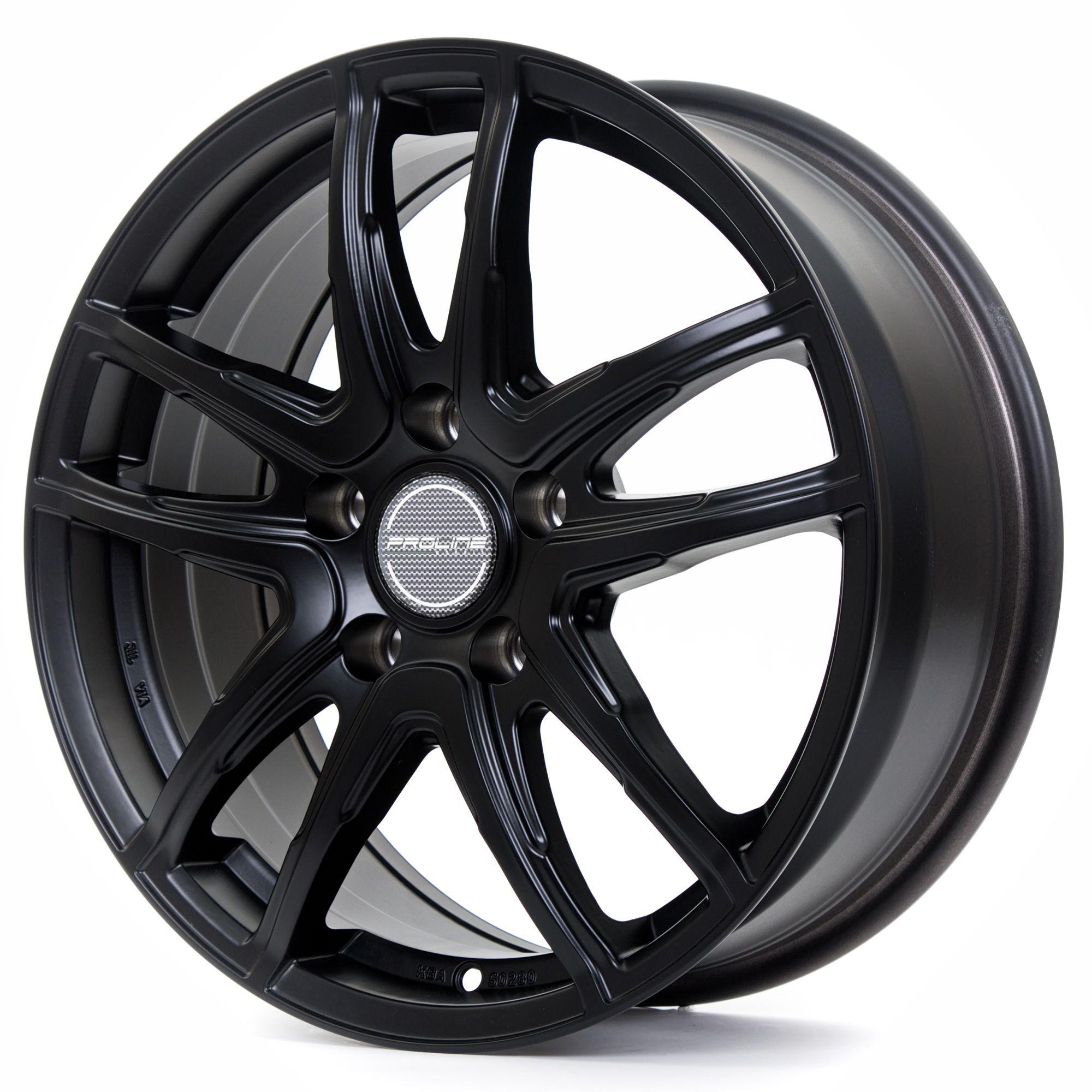 Proline Wheels Vx100 Felgen Black Matt Schwarz In 15