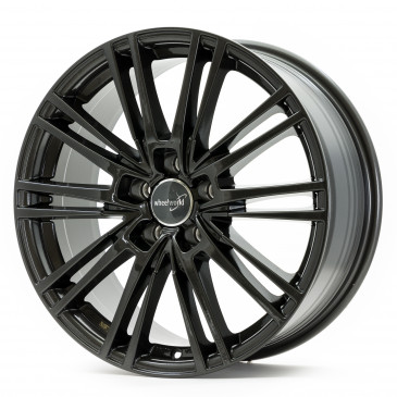 WHEELWORLD WH18 Dark Gunmetal lackiert