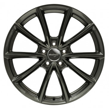 WHEELWORLD WH28 Dark Gunmetal lackiert