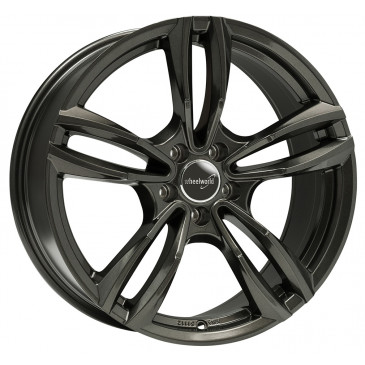 WHEELWORLD WH29 Dark Gunmetal lackiert