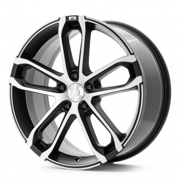 ABT Sportsline CR Black silver