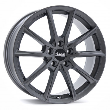 ADVANTI Centurio dark Matt gun metal