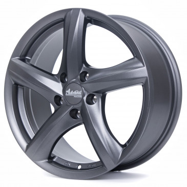ADVANTI Nepa Matt gun metal
