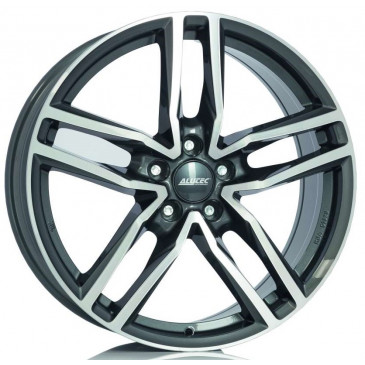 ALUTEC Ikenu metal-grey