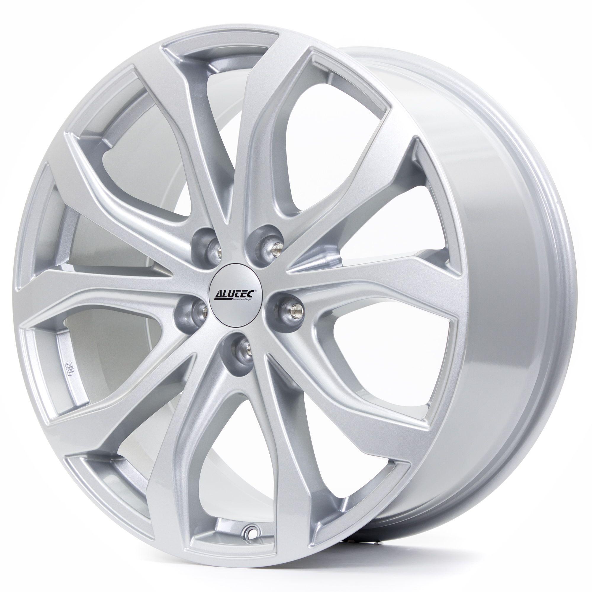 Alutec W10-X Polar Silber