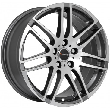 AVUS Racing AC-M04 ANTHRACITE POLISHED