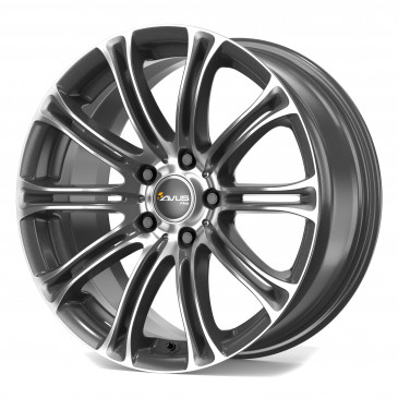 AVUS Racing AC-MB1 ANTHRACITE POLISHED