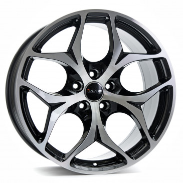 AVUS Racing AC-MB2 BLACK POLISHED