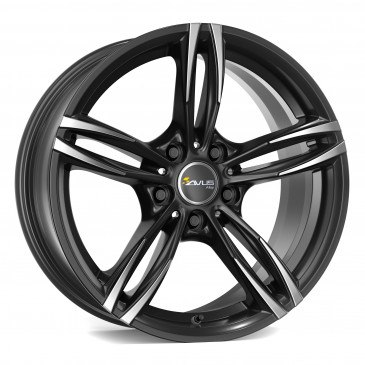 AVUS Racing AC-MB3 BLACK POLISHED