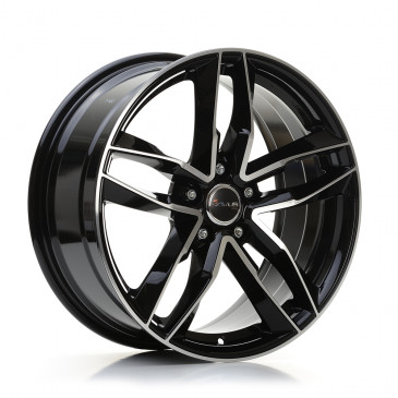 AVUS Racing AF16 BLACK POLISHED