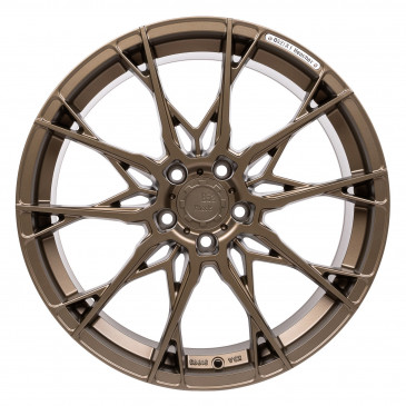 B52-Wheels X1 Bronze matt full painted