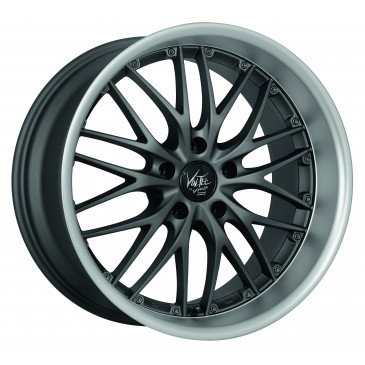 BARRACUDA Voltec T6 Gunmetal polished