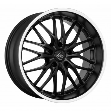 BARRACUDA Voltec t6 Mattblack Puresports / Color Trim weiss