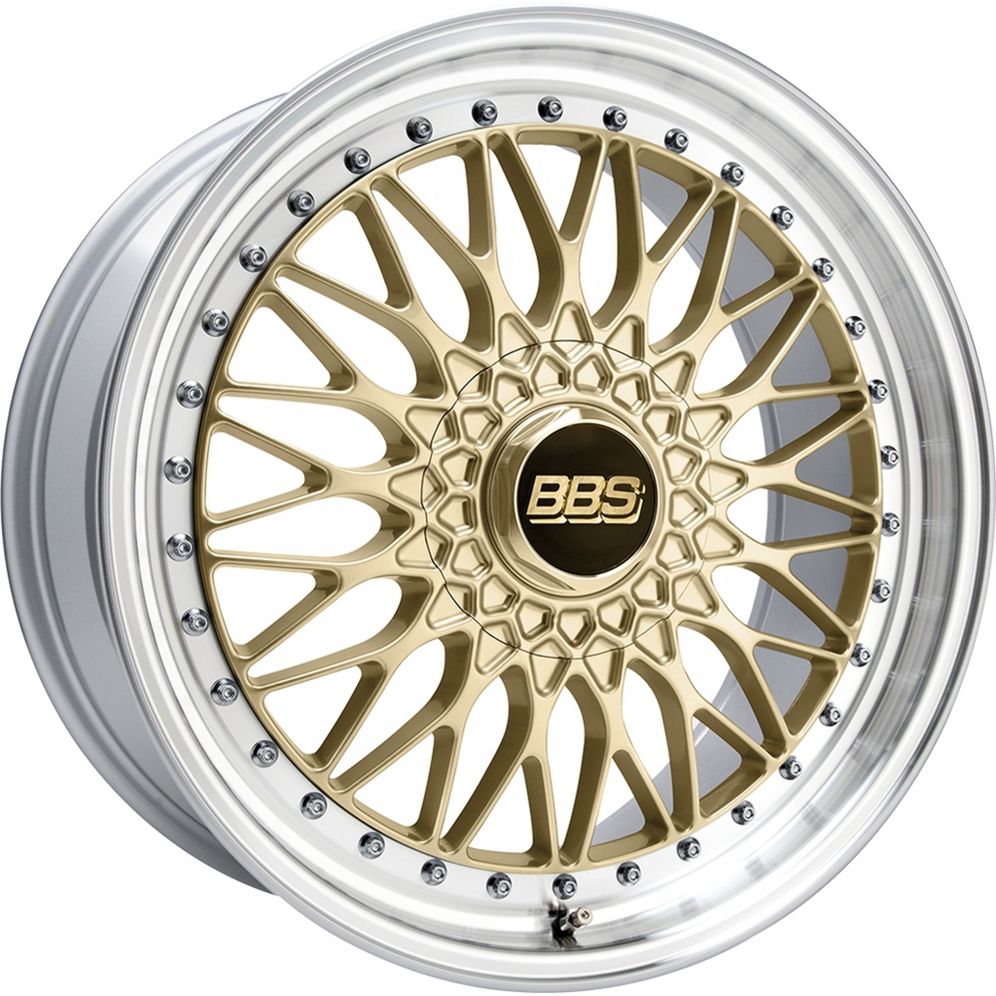 Bbs Super Rs Felgen Gold Felge Diagedr In 20 Zoll