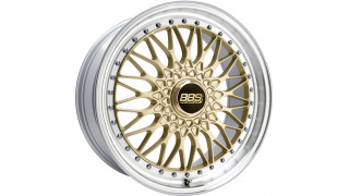 BBS Super RS gold silber Felge Tuning