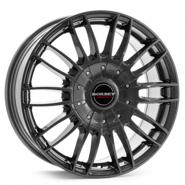 Borbet CW3 mistral anthracite glossy