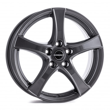 Borbet F2 mistral anthracite glossy