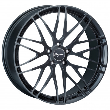 Breyton Spirit RS Black Anodized