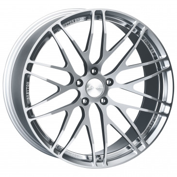 Breyton Spirit RS Silver Anodized