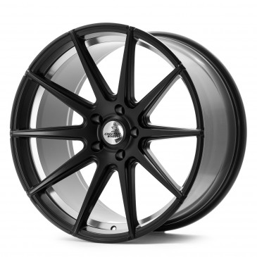 Cheetah Wheels CV.01 black matt undercut