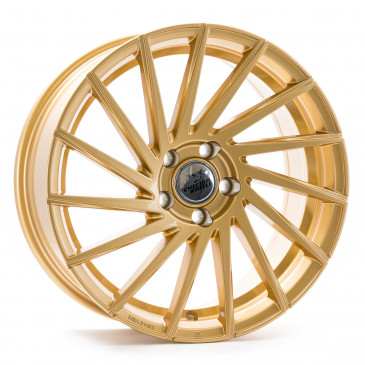 Cheetah Wheels CV.02 gold
