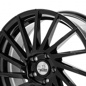 Cheetah Wheels CV.02 R/L black