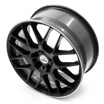 Cheetah Wheels CV.03 black horn polished