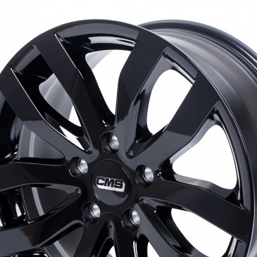 CMS C22 Complete Black Gloss