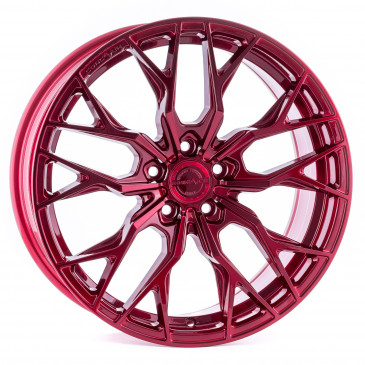 Concaver Design1 Candy Red