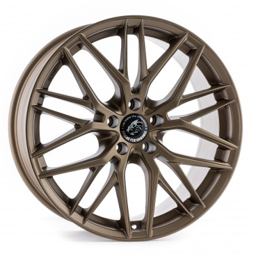 Damina Performance DM08 Matt Bronze Painted
