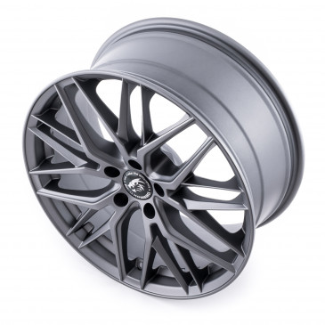 Damina Performance DM08 Matt Grey Painted
