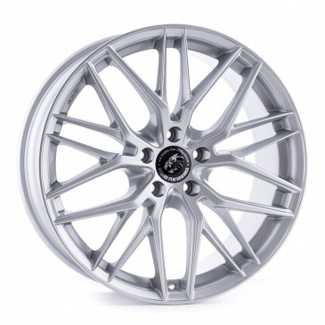 Damina Performance DM08 Silver painted