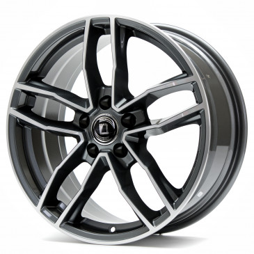 DIEWE WHEELS Alito PlatinS machined