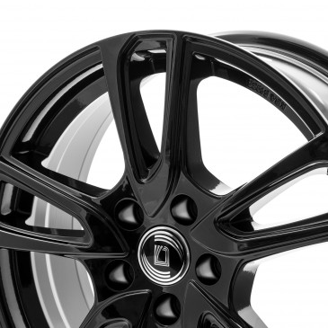 DIEWE WHEELS Astral Glossy Black