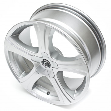 DIEWE WHEELS Barba Argento silber