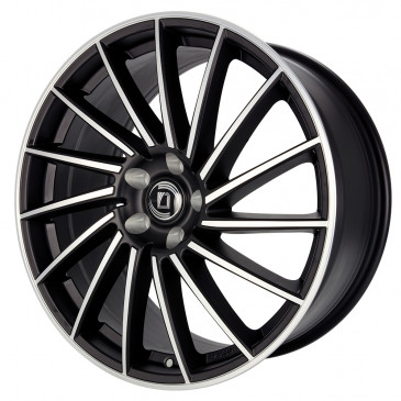 DIEWE WHEELS Briosa Nero machined