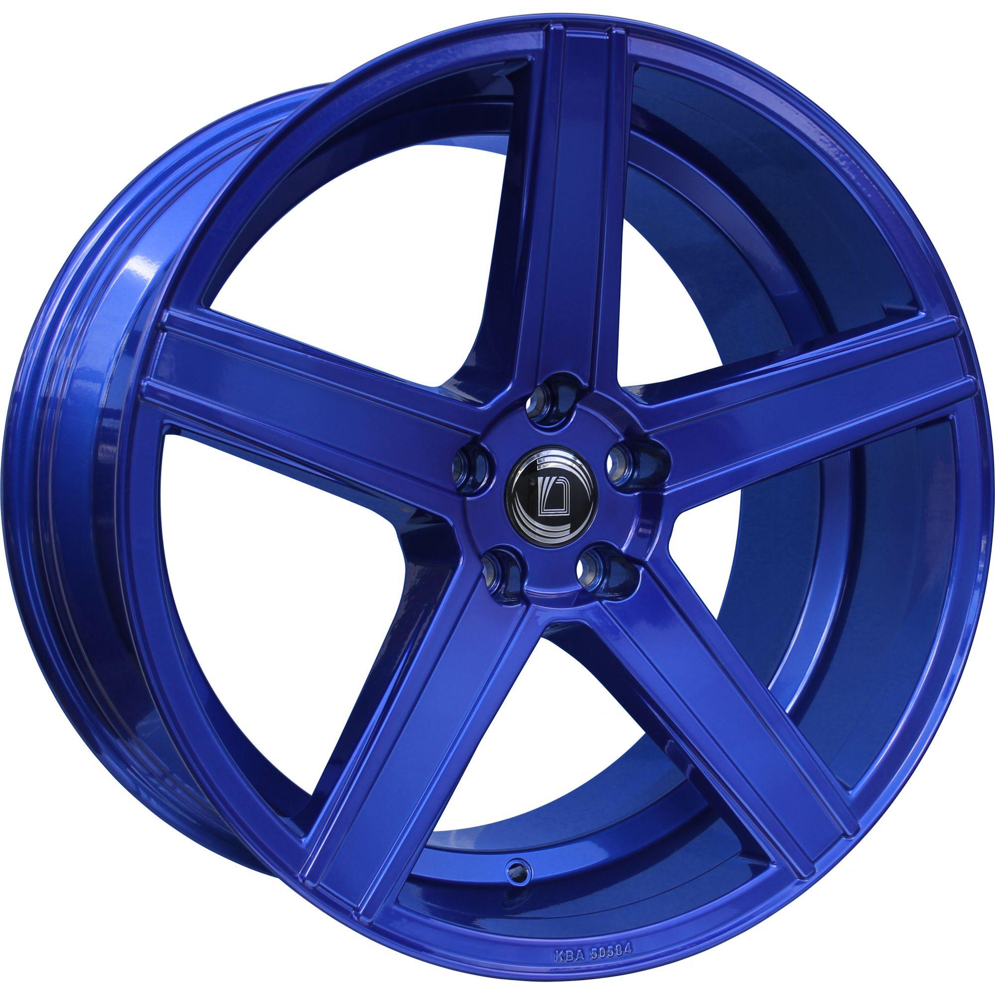 diewe wheels cavo felgen blue blau in 19 zoll. Black Bedroom Furniture Sets. Home Design Ideas