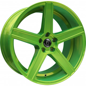 DIEWE WHEELS Cavo YellowGreen
