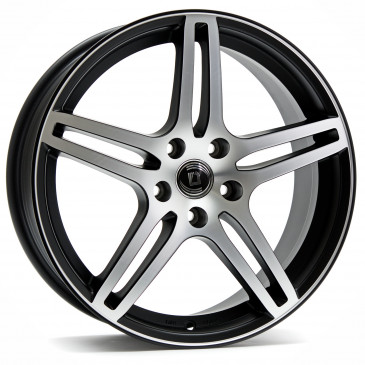 DIEWE WHEELS Chinque Nero machined