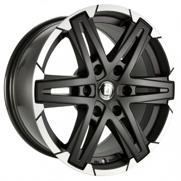 DIEWE WHEELS Grezzo Nero machined