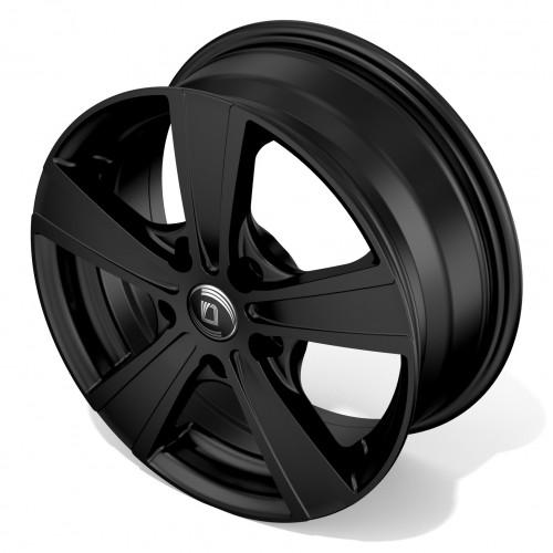 diewe wheels matto felgen nero grau schwarz in 18 zoll. Black Bedroom Furniture Sets. Home Design Ideas