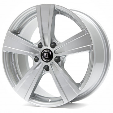 DIEWE WHEELS Matto pigmentsilber