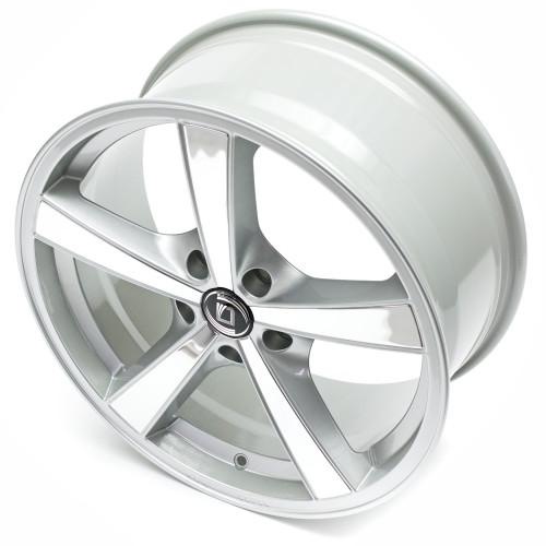 diewe wheels trina felgen argentoinox in 17 zoll. Black Bedroom Furniture Sets. Home Design Ideas