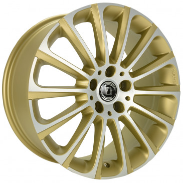 DIEWE WHEELS Turbina Gold machined